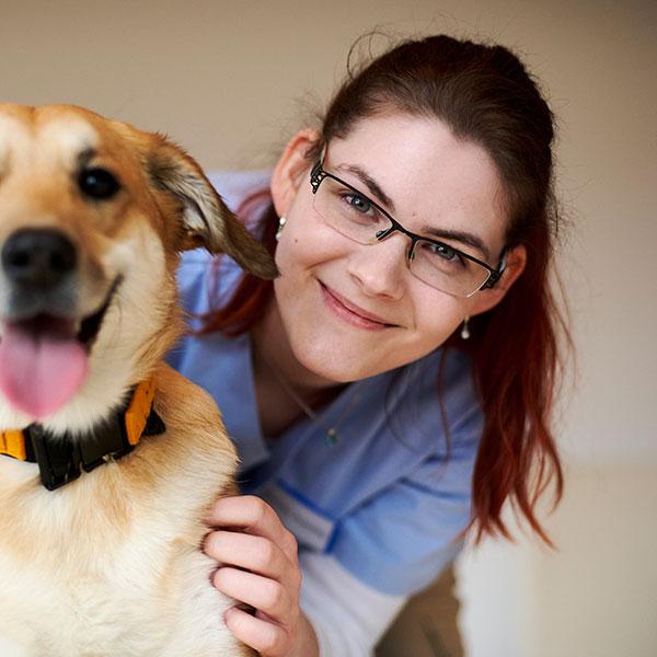 Stefanie Ruschke (Tiermedizinische Fachangestellte)