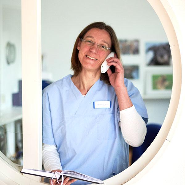 Claudia Schulz (Tiermedizinische Fachangestellte)